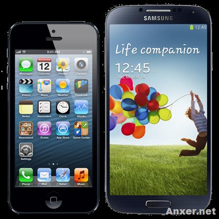 galaxy-s4-iphone-5s