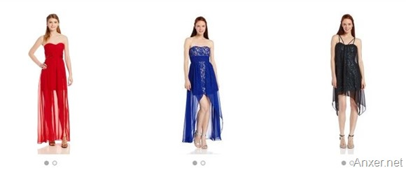 Amazon vestidos de fiesta senoras