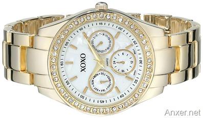 reloj,xoxo,dorado,para,dama