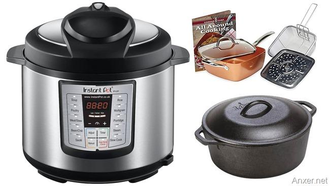 Regalos para amantes de la gastronom a que puedes comprar for Instrumentos de cocina profesional