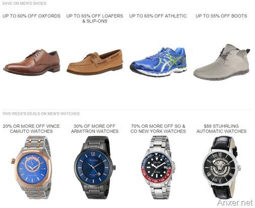ofertas-en-zapatos-relojes-y-camisas-para-hombres-en-amazon