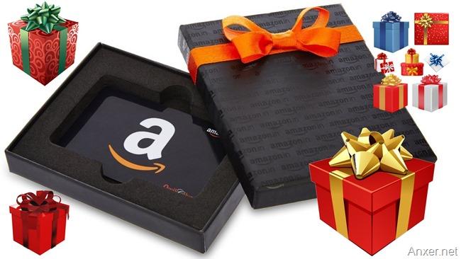 Gift Card de Amazon_
