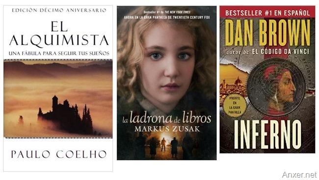 Regalos-ES-Damas-40-años-Mujeres-Navidad-Libros