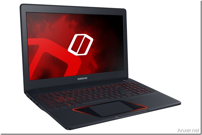 Samsung Notebook Odyssey (15.6-inch)_black 1